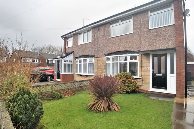 Thumbnail Semi-detached house to rent in Glen Park Drive, Hesketh Bank