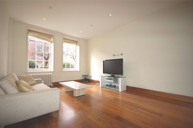 Reception Room of St. Johns Wood Court, St. Johns Wood Road, London NW8