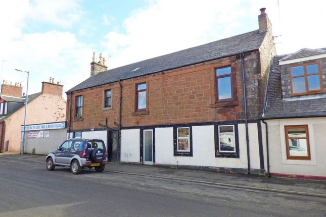 Thumbnail Flat for sale in Brown Street, Newmilns