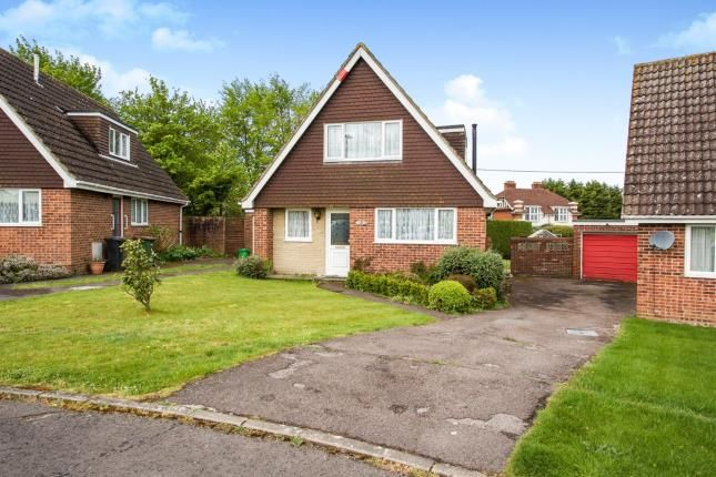 Thumbnail Bungalow for sale in Botley, Southampton, Hampshire