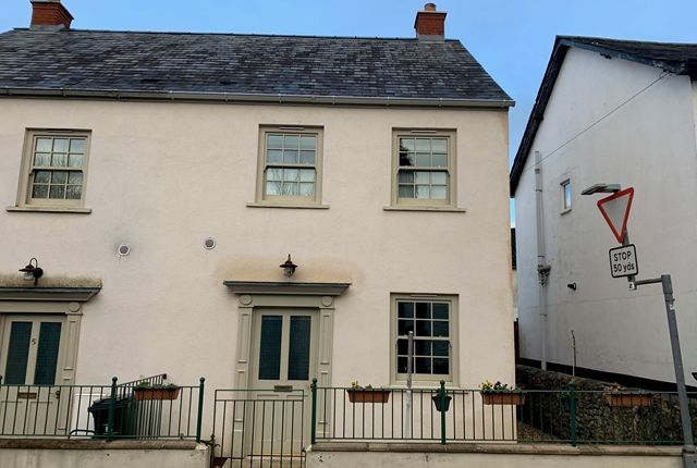 2 bed end terrace house for sale in Mill Street, Honiton EX14