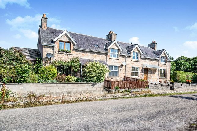 Thumbnail Terraced house for sale in Alness