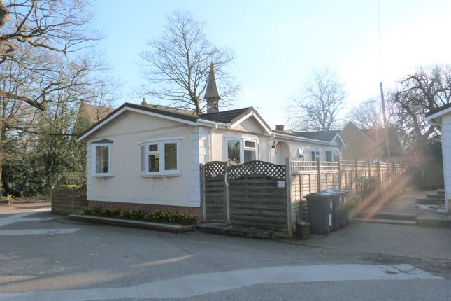 Mobile/park home for sale in Theobalds Park Road, Enfield