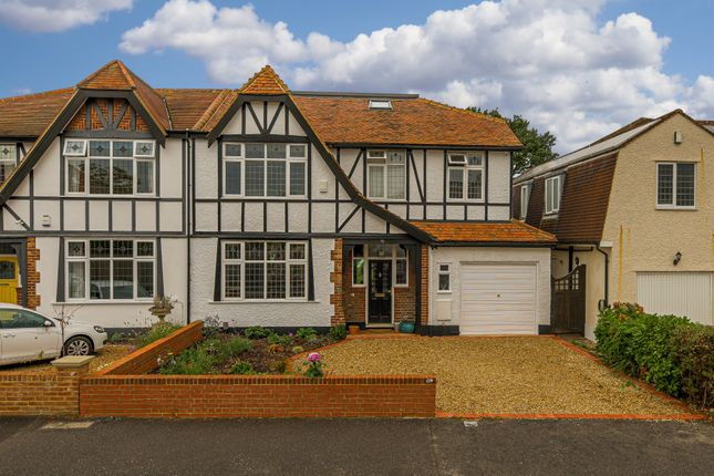 Semi-detached house for sale in Berrylands, Surbiton
