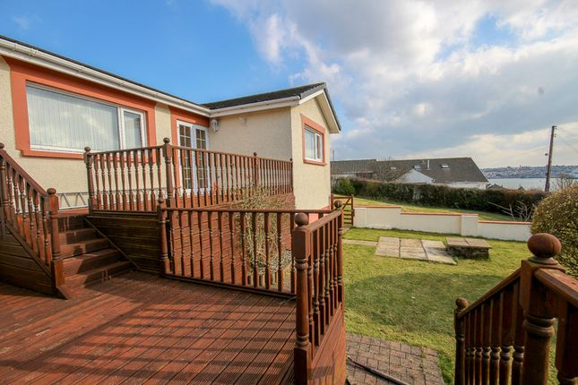 Thumbnail Detached bungalow for sale in Church Lake Terrace, Milford Haven