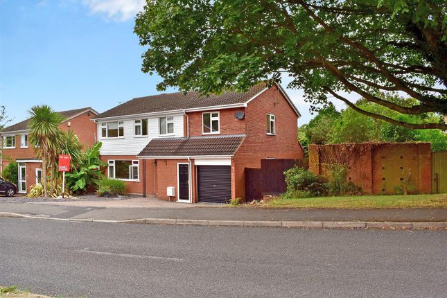 Thumbnail Detached house for sale in Hoveland Drive, Taunton