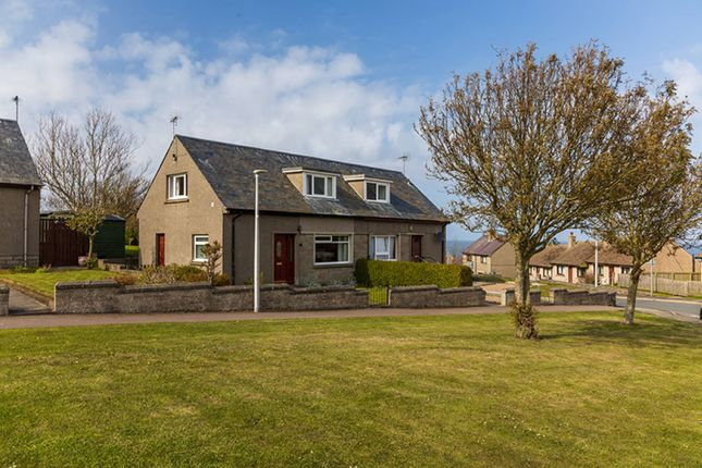 2 bed semi-detached house for sale in Academy Drive, Banff, Aberdeenshire AB45