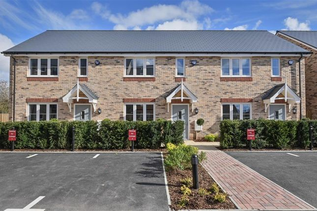 Thumbnail End terrace house for sale in Trewin Lodge, Yate, Gloucestershire
