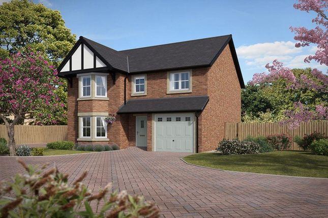 Thumbnail Detached house for sale in Waterside Cottam Way, Cottam, Preston