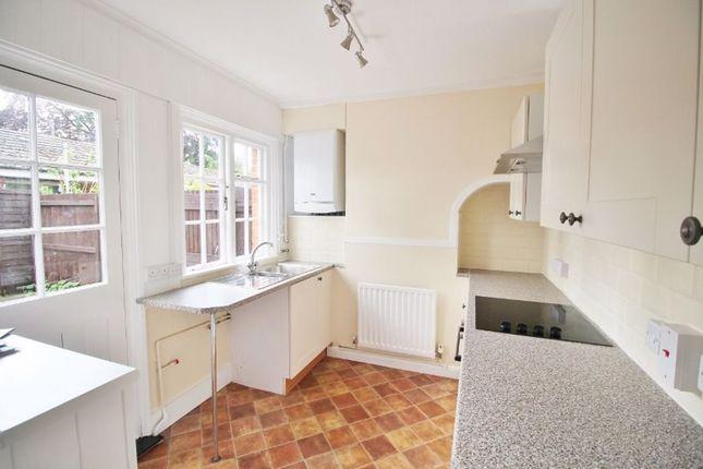 Thumbnail Terraced house to rent in Park Terrace, Main Road, Sundridge, Sevenoaks