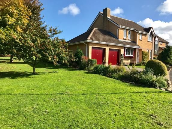 Thumbnail Detached house for sale in Grenadier Drive, Northallerton