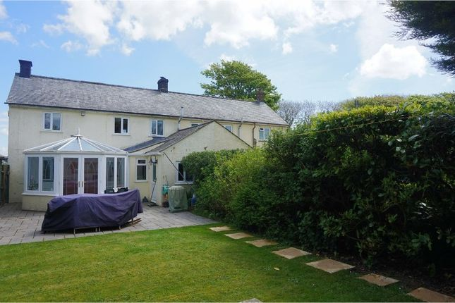 Thumbnail Semi-detached house for sale in Otterham, Camelford