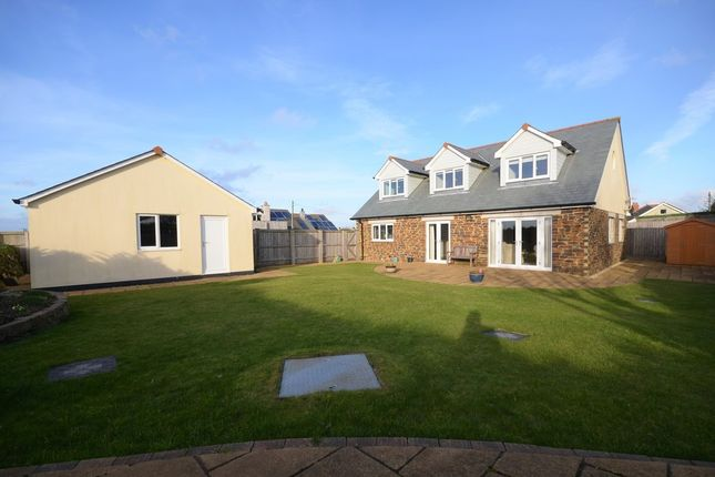 Thumbnail Detached house for sale in Goonbell, St. Agnes