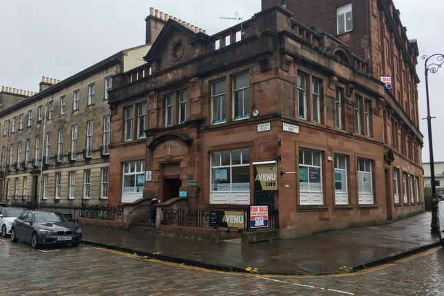 Thumbnail Office for sale in Carlton Place, Glasgow