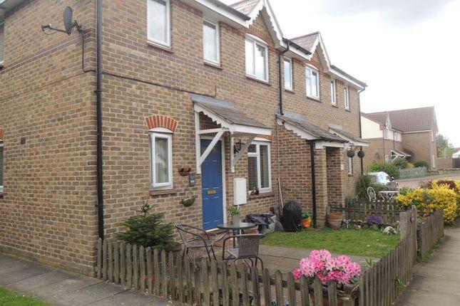 Thumbnail Maisonette for sale in Hallcroft Chase, Highwoods, Colchester