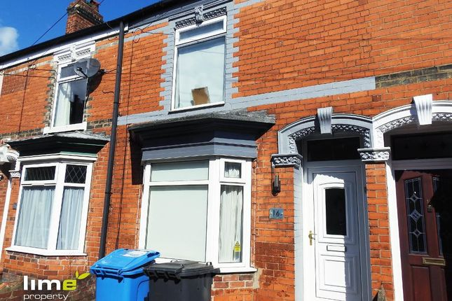 Thumbnail Room to rent in Brougham Street, Hull