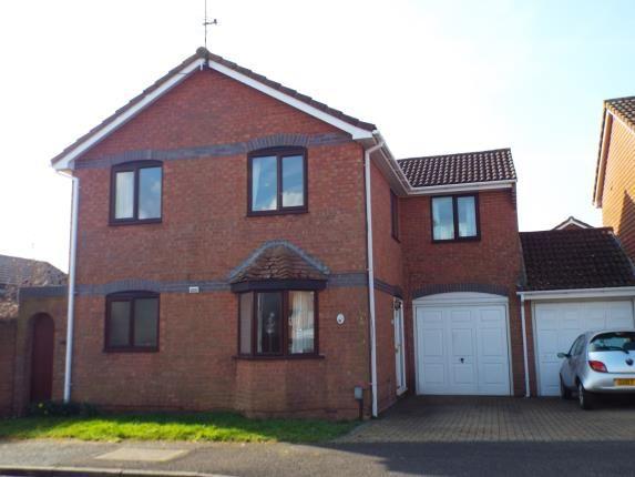 Thumbnail Detached house for sale in Evans Road, Willesborough, Ashford, Kent