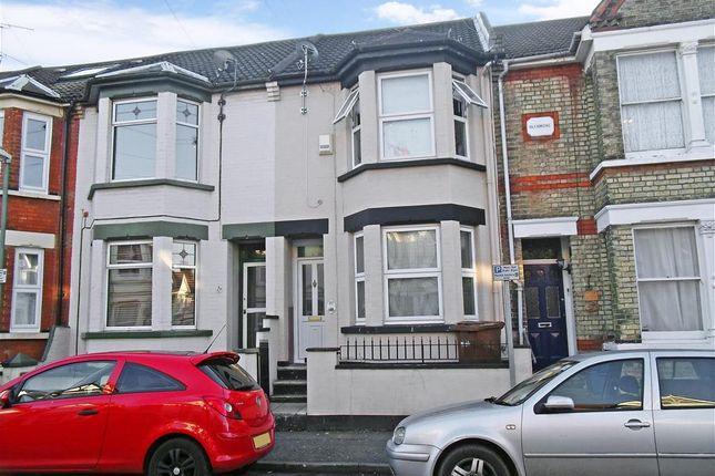 3 bed terraced house for sale in Linden Road, Gillingham, Kent