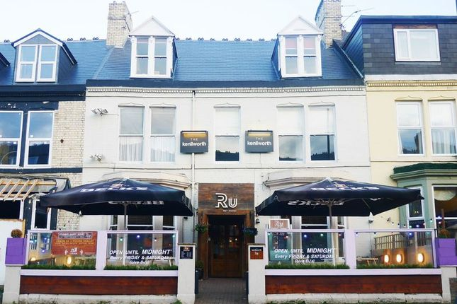 Thumbnail Hotel/guest house for sale in The Kenilworth Hotel & Ru Bar, 44 Osborne Road, Jesmond