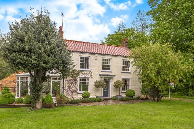 Thumbnail Detached house for sale in Mount Pleasant, Barnoldby Le Beck