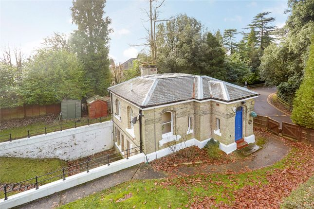 Thumbnail Detached house for sale in High Trees Road, Reigate, Surrey