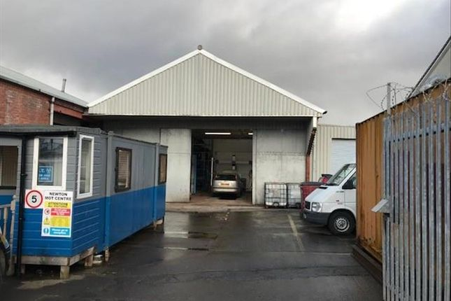 Thumbnail Commercial property for sale in Mot & Repair Centre KA8, Ayrshire