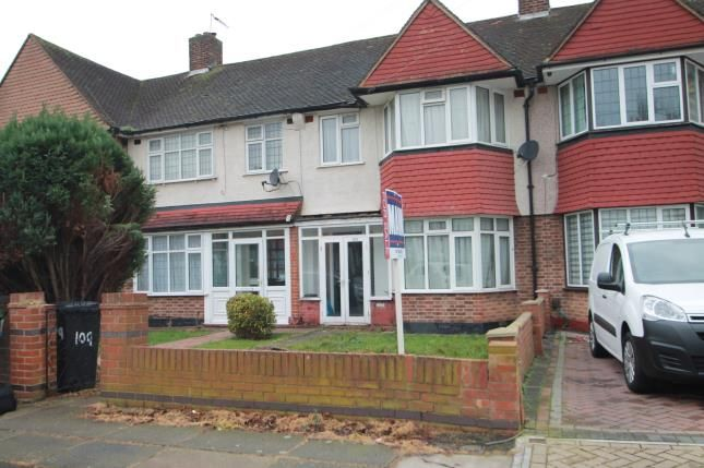 Thumbnail Terraced house for sale in Conisborough Crescent, London