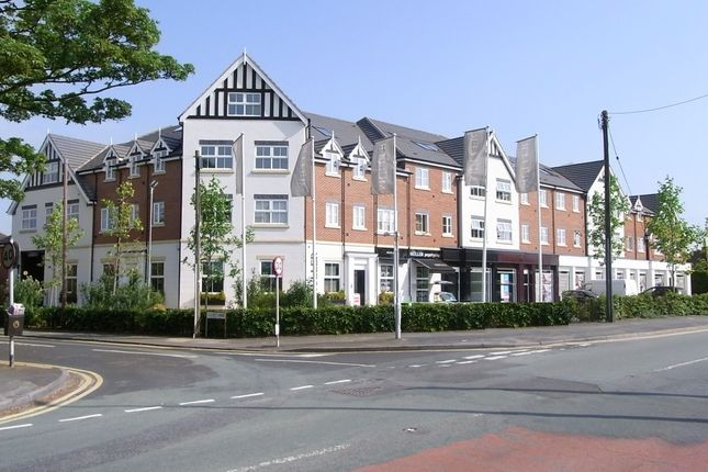2 bed flat to rent in Crewe Road, Alsager, Stoke-On-Trent ST7
