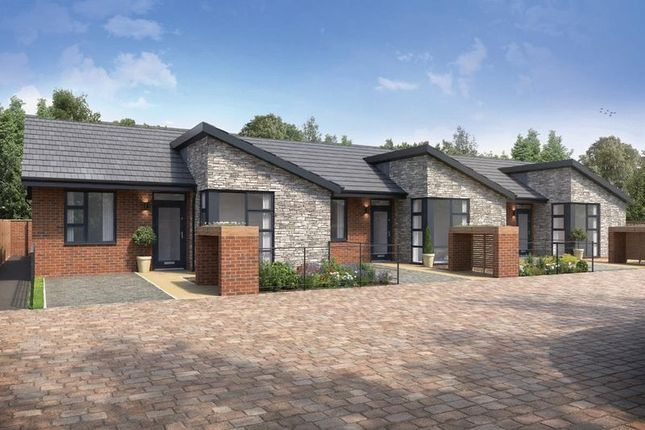 Thumbnail Terraced bungalow for sale in Plot 8 The Rufford, Manver Arms, Edwinstowe