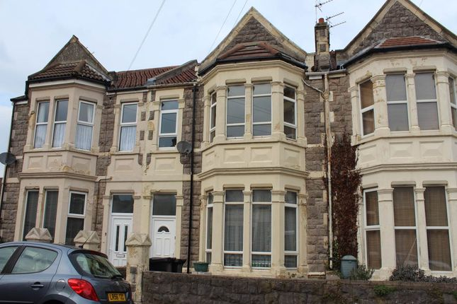 Thumbnail Flat to rent in Pitman Road, Weston-Super-Mare, North Somerset