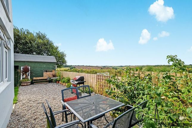 Thumbnail End terrace house for sale in Tregony, Truro
