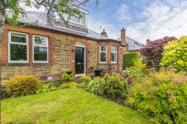 Thumbnail Detached bungalow for sale in Greenbank Loan, Greenbank, Edinburgh