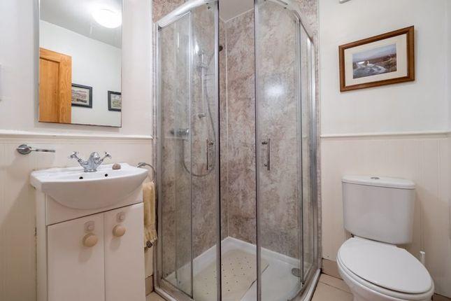Shower Room of Cloudside, Congleton CW12