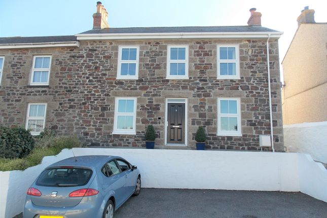 Thumbnail End terrace house for sale in Agar Road, Illogan Highway, Redruth