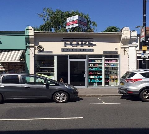 Thumbnail Retail premises to let in Turnham Green Terrace, Chiswick, London