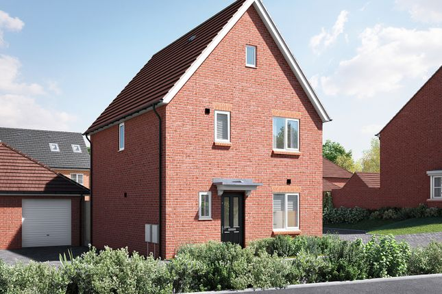 "Thumbnail Detached house for sale in ""The Elliot"" at Wood Lane, Binfield, Berkshire, Binfield"