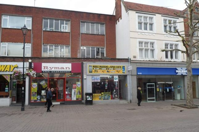 Thumbnail Retail premises to let in High Street 52, Staines-Upon-Thames, Surrey