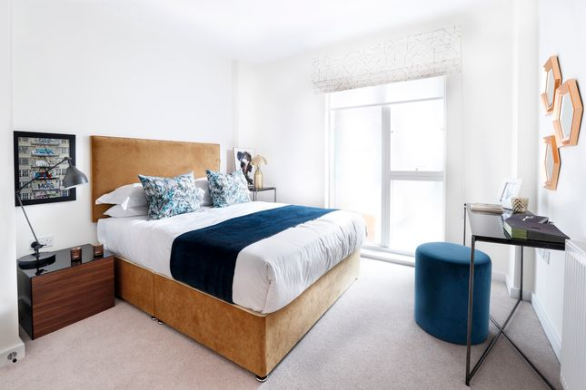 Thumbnail Flat for sale in Barrington Road, Brixton, London