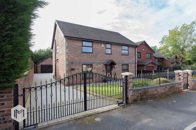 Thumbnail Detached house for sale in Walshaw Lane, Bury