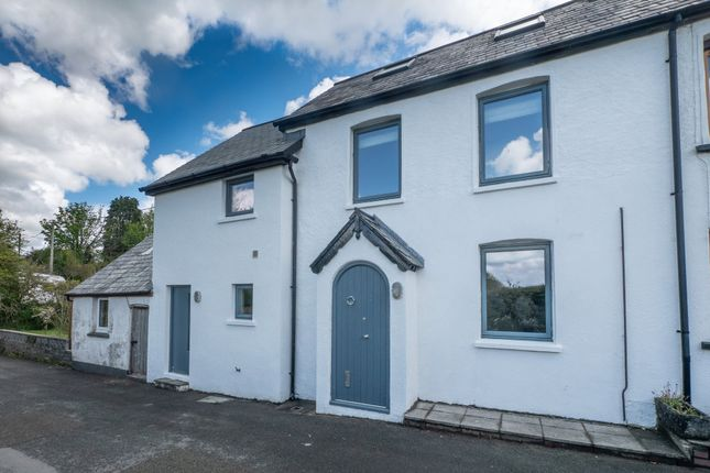 Thumbnail Semi-detached house for sale in Shebbear, Beaworthy