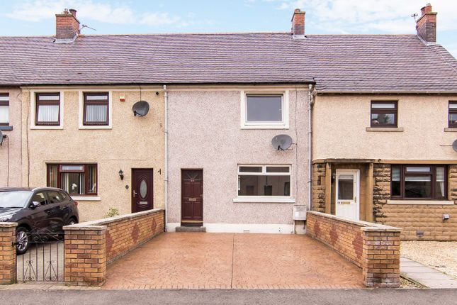 Thumbnail Terraced house for sale in Laurel Bank, Dalkeith