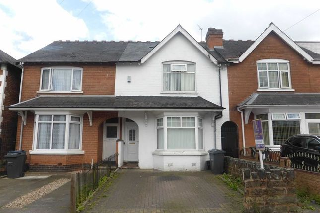 Thumbnail Terraced house for sale in Daniels Road, Bordesley Green, Birmingham