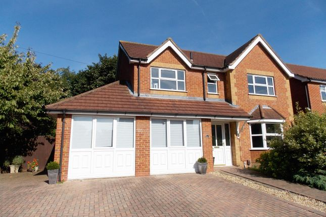 Thumbnail Detached house to rent in George Butler Close, Laceby, Grimsby, Lincolnshire