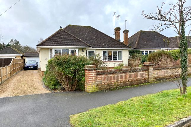 Thumbnail Bungalow for sale in Hazeley Close, Hartley Wintney, Hook