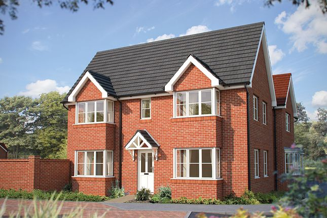 "Thumbnail Semi-detached house for sale in ""The Sheringham"" at Bromham Road, Bedford"