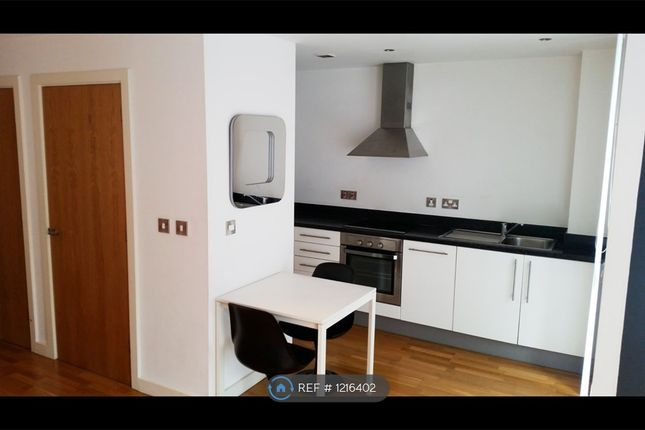 Studio to rent in Millennium Tower, Salford M50