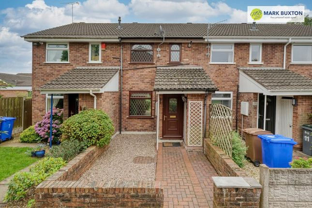 Thumbnail Town house for sale in Crompton Grove, Trentham, Stoke On Trent
