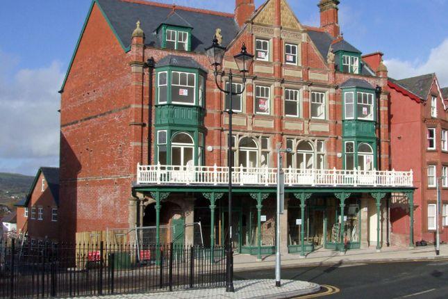 Thumbnail Flat to rent in Flat 6 Clovelly High Street, Llandrindod Wells