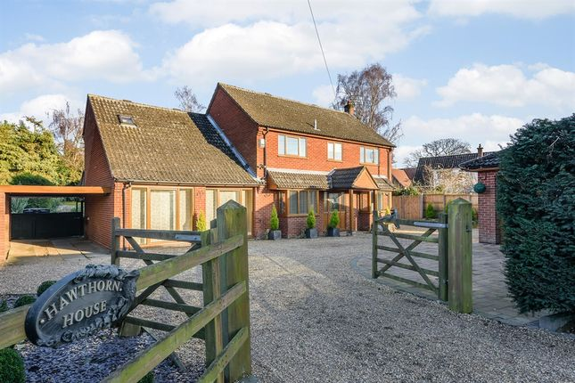 Thumbnail Detached house for sale in Mill Road, Little Melton, Norwich