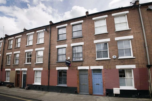 Thumbnail Terraced house to rent in Kay Street, London